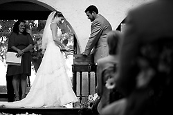 Jenny Wukovits and Matt Howard are married at Villa Parker in Parker, Saturday, Sept. 14, 2013. Photo by Justin Edmonds