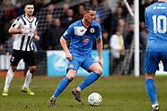 Maidenhead United FC 1-1 Stockport County FC3.2.18
