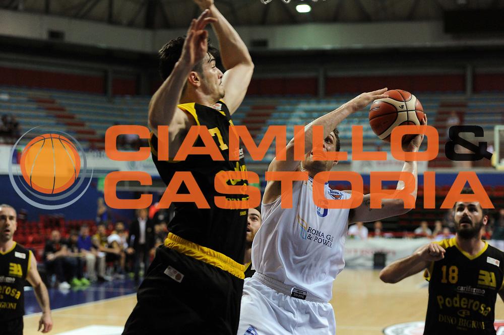 LNP &ndash; Final Four Serie B - EUROBASKET ROMA vs MONTEGRANARO<br /> <br /> Nella foto: Eugenio Fanti