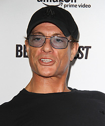 """Amazon Prime Video """"Jean-Claude Van Johnson"""" Premiere at The Egyptian Theatre in Hollywood, California on 10/9/17. 09 Oct 2017 Pictured: Jean-Claude Van Damme. Photo credit: River / MEGA TheMegaAgency.com +1 888 505 6342"""
