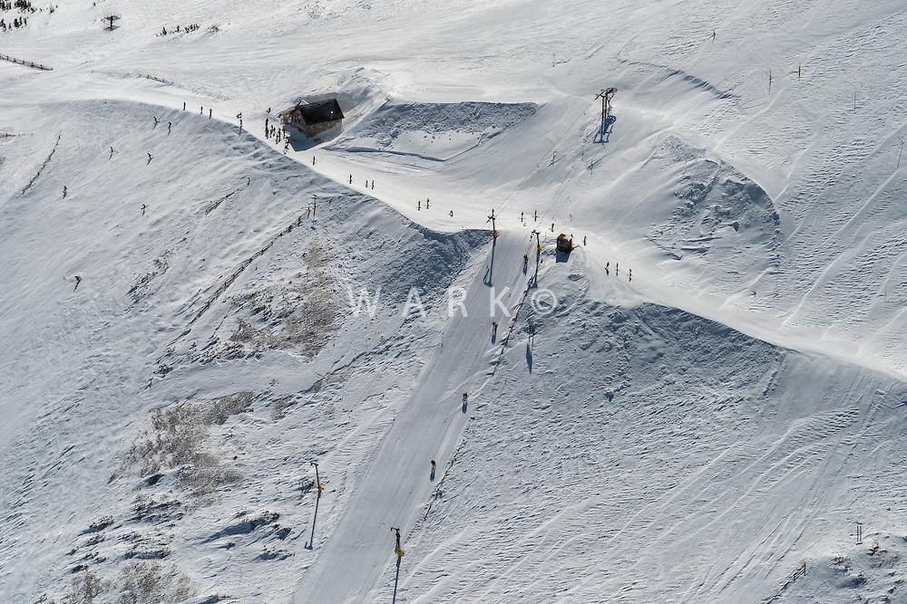 Breckenridge Peak 8.  T-Bar lift.  March 2015. 0248