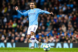 Ilkay Gundogan of Manchester City - Mandatory by-line: Robbie Stephenson/JMP - 26/11/2019 - FOOTBALL - Etihad Stadium - Manchester, England - Manchester City v Shakhtar Donetsk - UEFA Champions League Group Stage