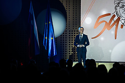 Jernej Pikalo at 54th Annual Awards of Stanko Bloudek for sports achievements in Slovenia in year 2018 on February 13, 2019 in Brdo Congress Center, Brdo, Ljubljana, Slovenia,  Photo by Peter Podobnik / Sportida