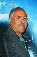 Daley Thompson, Earth to Echo - Celebrity Screening, The May Fair Hotel, London UK, 20 July 2014, Photo by Richard Goldschmidt