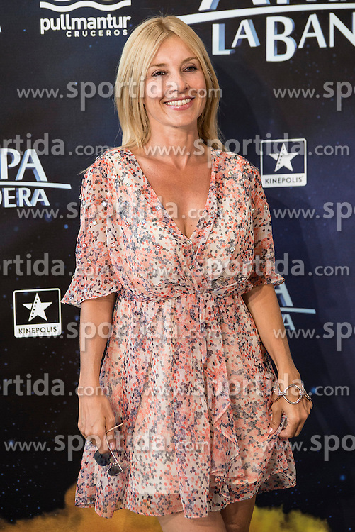 26.08.2015, Kinepolis Cinema, Madrid, ESP, Atrapa la Bandera, Premiere, im Bild Actress Cayetana Guillen Cuervo attends to the photocall // during the premiere of spanish cartoon 'Capture The Flag&quot; at the Kinepolis Cinema in Madrid, Spain on 2015/08/26. EXPA Pictures &copy; 2015, PhotoCredit: EXPA/ Alterphotos/ BorjaB.hojas<br /> <br /> *****ATTENTION - OUT of ESP, SUI*****