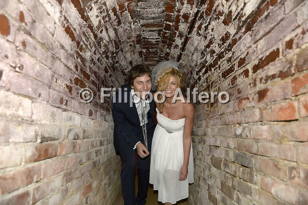 &copy; Filippo Alfero<br /> Sara e Mau<br /> Monteu Roero (CN) e Torino, 06/12/2014