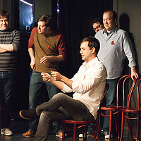 A is For ASSSSCAT - With special guest Lena Dunham - Hosted by Lizz Winstead - UCB Theater - March 3, 2013
