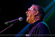 Arturo Sandoval singing <br /> (FIM 16) Festival Internacional de M&uacute;sica Cancun 2016