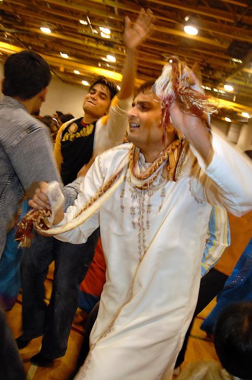 Sikh community Light feast celebration Montreal.