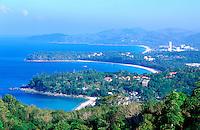 Thailande - Phuket Province - Ko Phuket - Ouest cost
