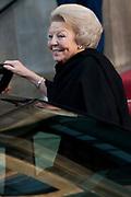 Uitreiking van de Prins Claus Prijs 2014 n het Koninklijk Paleis in Amsterdam.<br /> <br /> Presentation of the Prince Claus Award in 2014 n the Royal Palace in Amsterdam.<br /> <br /> op de foto / On the photo: <br />  Prinses Beatrix / Princes Beatrix