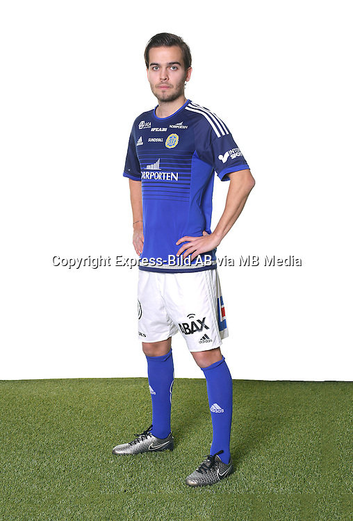 Kristinn Steind&oacute;rsson<br /> Helfigur<br /> @leverans<br /> Allsvenskan 2016<br /> Fotboll