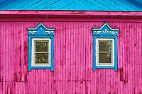 Russie, Bouriatie, Ulan Ude, Monastere Bouddhiste de Ivolginsky Datsan // Russia, Buryatia, Ulan Ude, Ivolginsky Datsan monastery