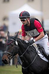 Hua Tian Alex, CHN, Skyline<br /> World Championship Young Eventing Horses<br /> Mondial du Lion - Le Lion d'Angers 2016<br /> © Hippo Foto - Dirk Caremans<br /> 22/10/2016