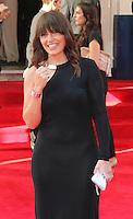 Davina McCall, Arqiva British Academy Television Awards - BAFTA, Theatre Royal Drury Lane, London UK, 18 May 2014, Photo by Richard Goldschmidt