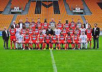 Equipe LAVAL - 19.09.2013 - Photo Officielle - Laval -<br /> Photo : Philippe Le Brech / Icon Sport