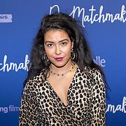 NLD/Amsterdam/20180418 - Premiere De Matchmaker, Moise Trustfull