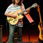 BETHESDA, MD - January 25th, 2017 - Guitarist Pat Metheny performs at the Music Center at Strathmore in Bethesda MD. (Photo by Kyle Gustafson / For The Washington Post)