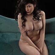 Araina Nespiak; model/makeup/hair