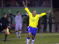 21/07/04 - LIMA - PERU - COPA AMERICA PERU 2004 - AMERICAN CUP - semifinal match.<br />