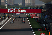 April 10-12, 2015: Chinese Grand Prix - Start of the Chinese Grand Prix