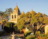 Mission San Carlos Borroméo del río Carmelo, Spanish missions in Carmel-by-the-Sea, California