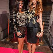 NLD/Amsterdam/20131111 - Beau Monde Awards 2013, Laura Ponticorvo en Maria Tailor