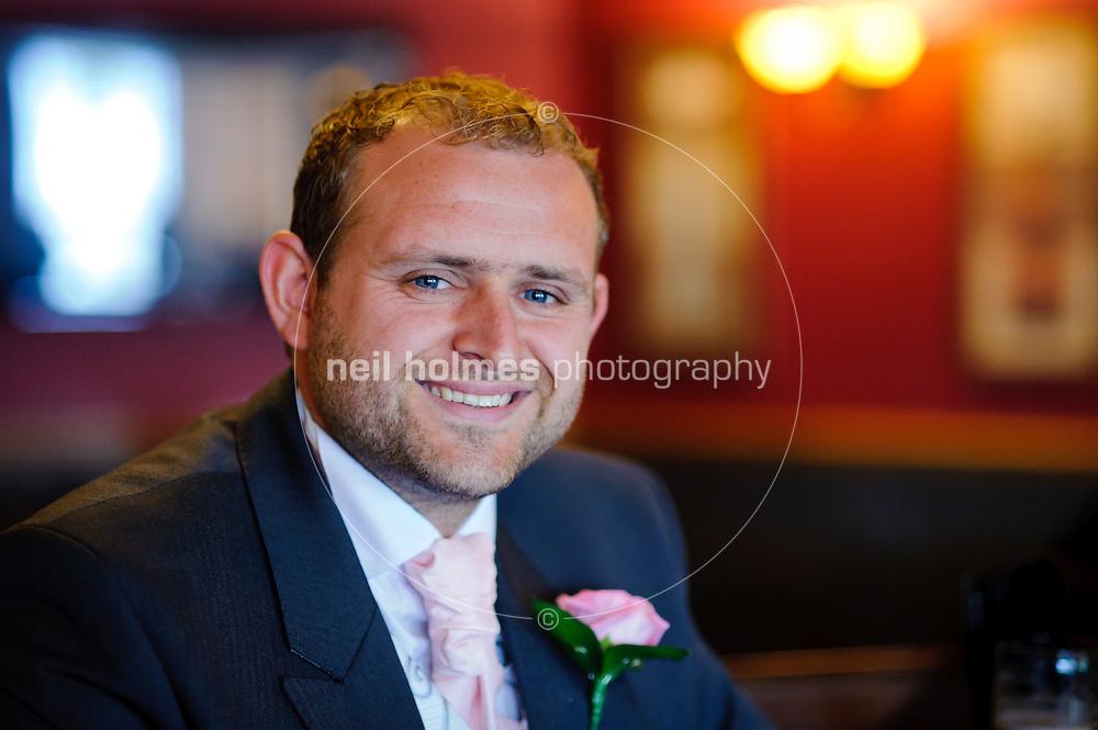 Adam Lund, Louise Holbrook wedding, June 18, 2011 at the Village Hotel