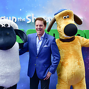 Brian Conley attend the Shaun the Sheep Movie: Farmageddon, at ODEON LUXE on 22 September 2019,  London, UK.