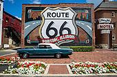 Route 66 Pontiac War Musuem