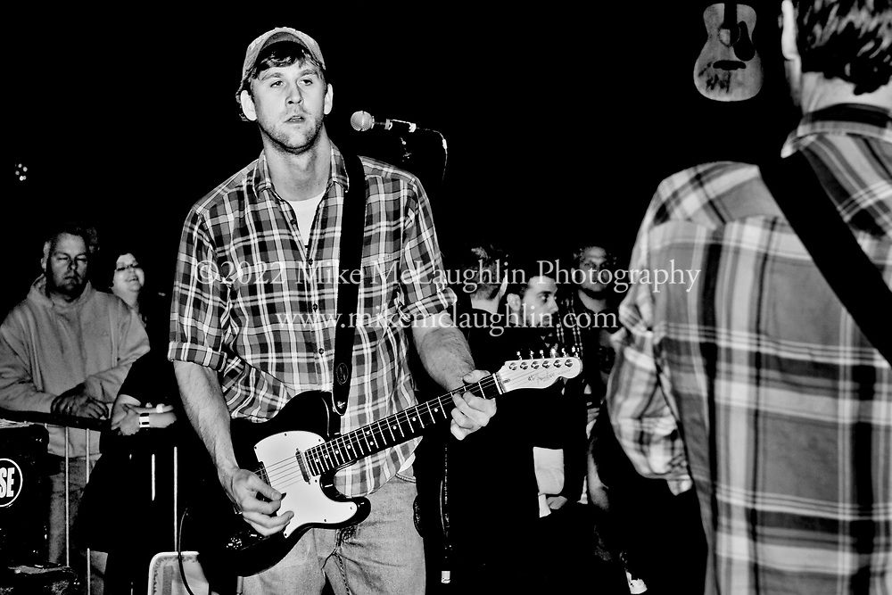 Saturday, Feb. 12, 2011, .Chris Wollard & The Ship Thieves perform at The Stone Pony in Asbury Park, New Jersey during the fourth and final night of The Bouncing Souls Home For The Holidays annual concerts. ©2011 Mike McLaughlin / All Rights Reserved  www.mikemclaughlin.com