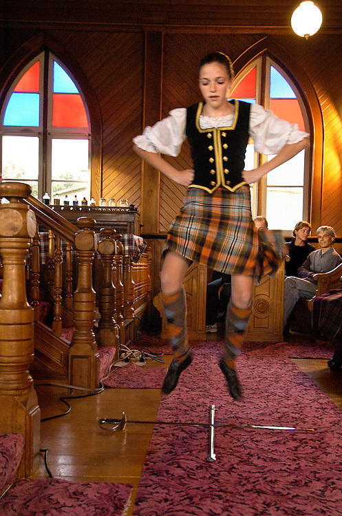 Scottish traditions gathering, Gould, Quebec
