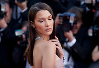 Bella Hadid at the Ash Is The Purest White (Jiang Hu Er Nv) gala screening at the 71st Cannes Film Festival, Friday 11th May 2018, Cannes, France. Photo credit: Doreen Kennedy
