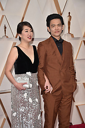 John Cho attending the 92nd Annual Academy Awards at Hollywood and Highland on February 09, 2020 in Hollywood, Los Angeles, CA, USA. Photo by Lionel Hahn/ABACAPRESS.COM