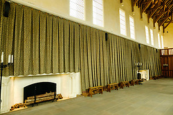 The Great Hall, Stirling Castle, Scotland<br /> <br /> (c) Andrew Wilson   Edinburgh Elite media