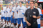 DESCRIZIONE : Cagliari Torneo Internazionale Sardegna a canestro Italia Estonia <br /> GIOCATORE : Carlo Recalcati Team Italia <br /> SQUADRA : Nazionale Italia Uomini Italy <br /> EVENTO : Raduno Collegiale Nazionale Maschile <br /> GARA : Italia Estonia Italy Estonia <br /> DATA : 13/08/2008 <br /> CATEGORIA : Ritratto <br /> SPORT : Pallacanestro <br /> AUTORE : Agenzia Ciamillo-Castoria/S.Silvestri <br /> Galleria : Fip Nazionali 2008 <br /> Fotonotizia : Cagliari Torneo Internazionale Sardegna a canestro Italia Estonia <br /> Predefinita :