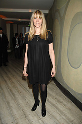 EDITH BOWMAN at the launch party for 'The End of Summer Ball' in Berkeley Square held at Nobu Berkeley, 15 Berkeley Street, London on 7th April 2008.<br />