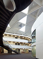 Thomas Deacon Academy, Fosters & Partners, Buro Happold