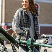 NLD/Amsterdam/20170317 - Actrice Touriya Haoud