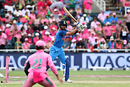 Cricket - South Africa v India 4th ODI