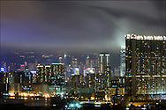 TREVOR HAGAN - Kowloon Skyline.<br /> June 25, 2008