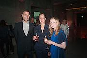CURATORS: STUART COMER; ATHERINE WOOD; KATHY NOBLE, The Tanks at Tate Modern, opening. Tate Modern, Bankside, London, 16 July 2012