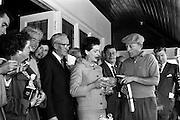 Bing Crosby at Woodbrook.15.09.1961