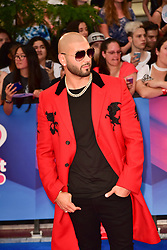 June 18, 2017 - Toronto, Ontario, Canada - MASSARI arrives at the 2017 iHeartRADIO MuchMusic Video Awards at MuchMusic HQ on June 18, 2017 in Toronto (Credit Image: © Igor Vidyashev via ZUMA Wire)