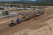 2010 WORCS ATV round #6 at Cahuilla MX in Anza California