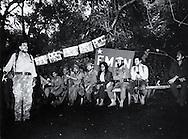 Fotos de Archivo de la Comandancia General del Frente Farabundo Marti (FMLN) durante los anos de la guerra civil. Leonel Gonalez, Francisco Jovel, , Eduardo Sancho y Jorge Schafik Handal. Photo: Imagenes Libres.