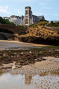 Eglise Saine Eugenie, Biarritz, Pays Basque, France