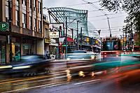 Dundas Street Traffic