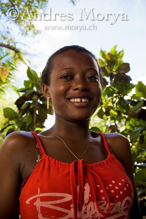Malagasy woman, West Madagascar, Madagascar Image by Andres Morya