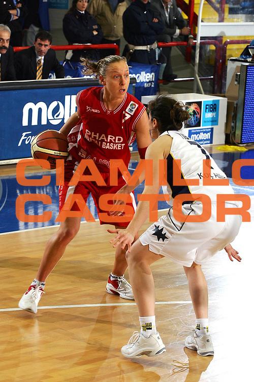 DESCRIZIONE : NAPOLI FIBA EUROPE CUP WOMEN-FIBA COPPA EUROPA DONNE 2004-2005 <br /> GIOCATORE : ZARA <br /> SQUADRA : PHARD NAPOLI <br /> EVENTO : FIBA EUROPE CUP WOMEN-FIBA COPPA EUROPA DONNE 2004-2005 <br /> GARA : FENERBAHCE SK ISTANBUL-PHARD NAPOLI <br /> DATA : 03/04/2005 <br /> CATEGORIA : Penetrazione <br /> SPORT : Pallacanestro <br /> AUTORE : Agenzia Ciamillo-Castoria/A.Delise